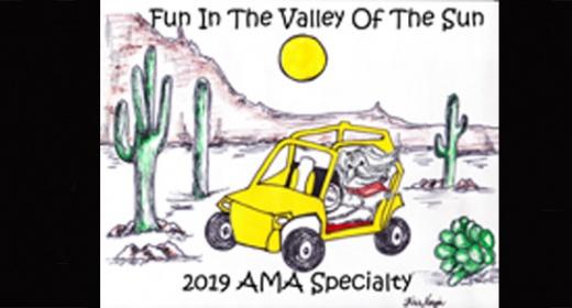 2019 AMA Show logo